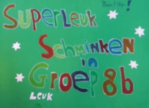 Fancy Fair groep 8b